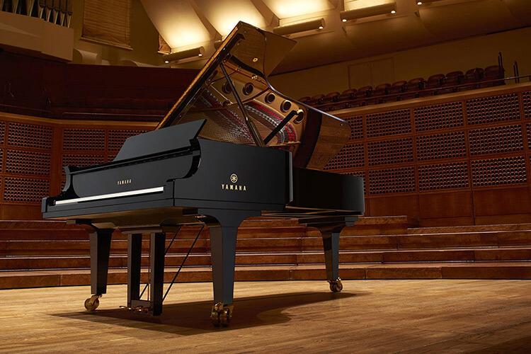 yamaha grand piano hire from mickleburgh