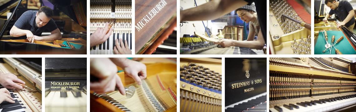mickleburgh expert piano tuning services