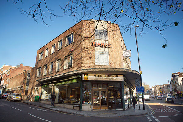 mickleburgh store exterior stokes croft bristol