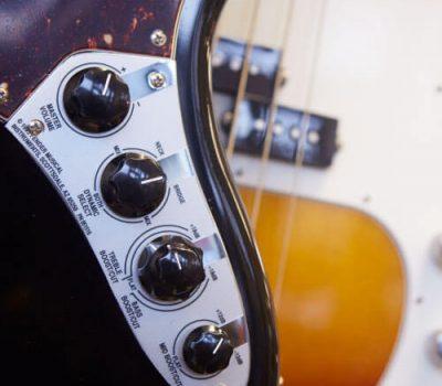 Bass Guitars at Mickleburgh