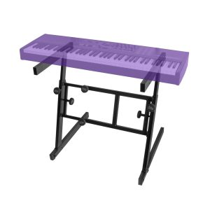 On Stage Pro-Z, KS7350  Keyboard Stand