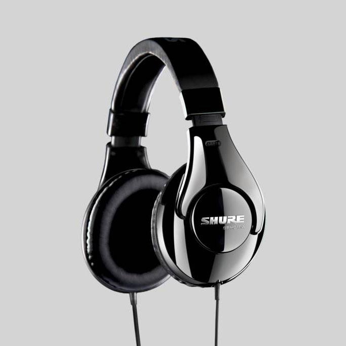 Shure SRH240 Headphones