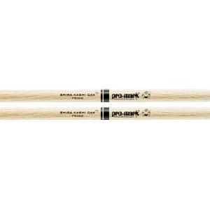 Promark 2B Japanese Oak Wood Tip Drum Sticks