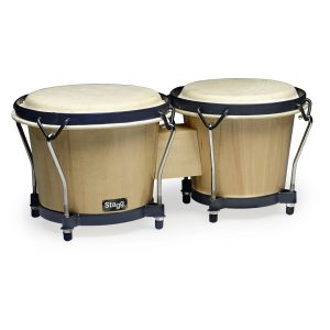 Stagg BW70N Natural Bongos