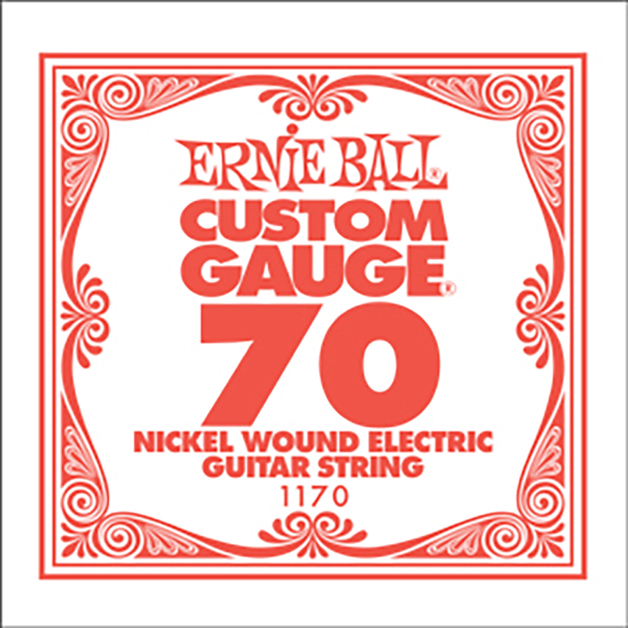 Ernie Ball Single 070 Guitar String