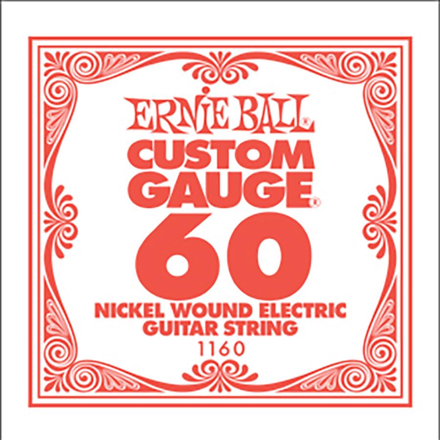 Ernie Ball Single 060 Guitar String