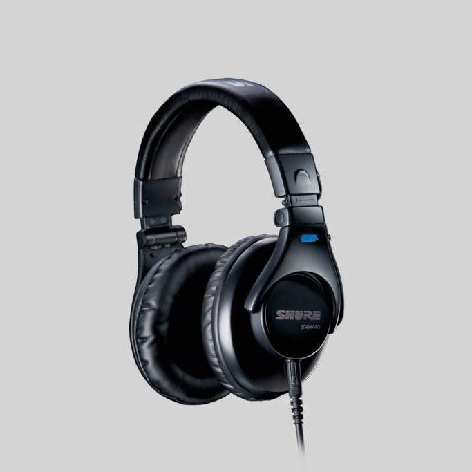 Shure SRH440  Headphones