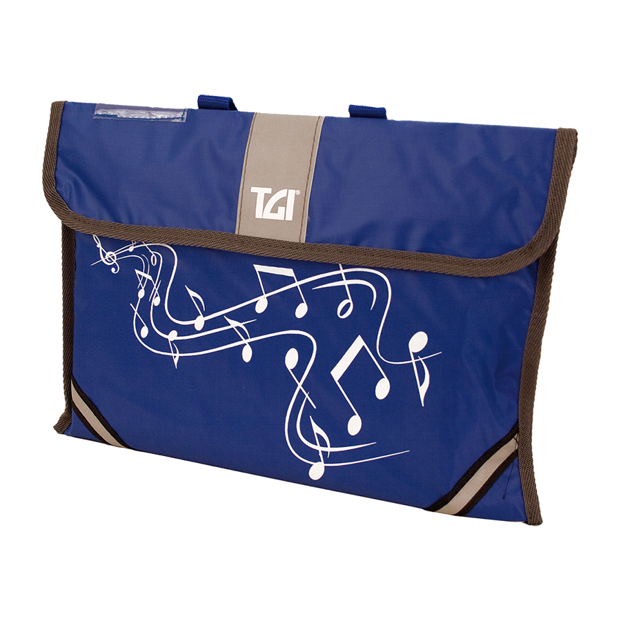 TGI TGMC1 Blue Music Case