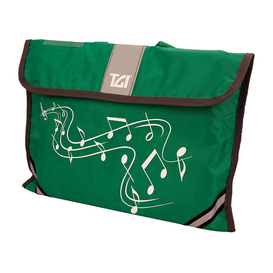 TGI TGMC1 Green Music Case