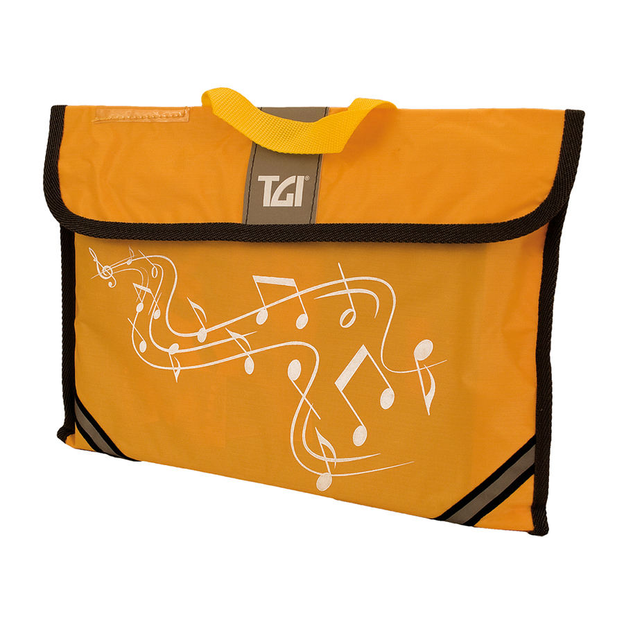 TGI TGMC1 Yellow Music Case