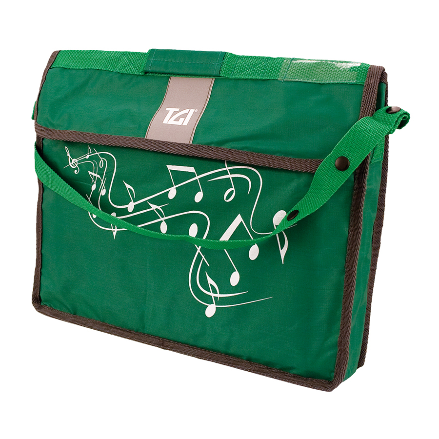 TGI TGMC2 Green Music Case