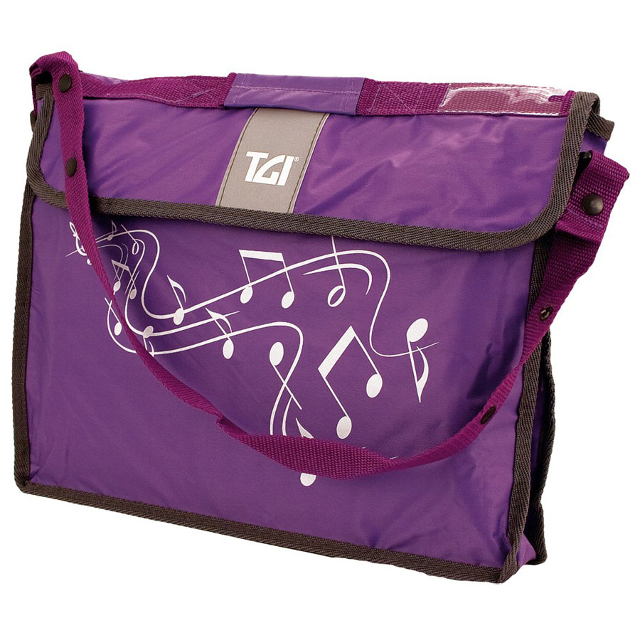 TGI TGMC2 Purple Music Case