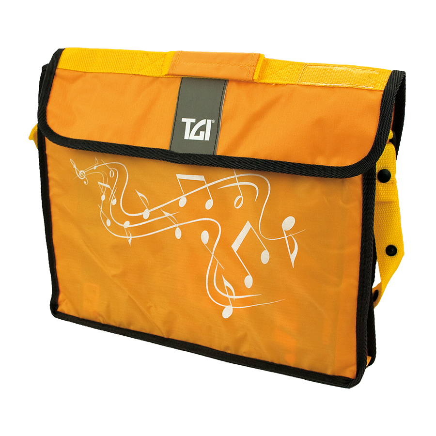 TGI TGMC2 Yellow Music Case