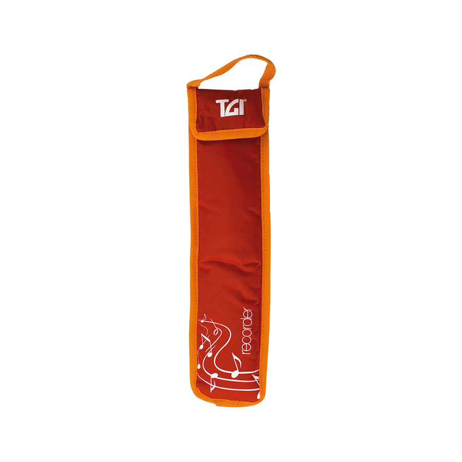 TGI TGRb Red Recorder Bag