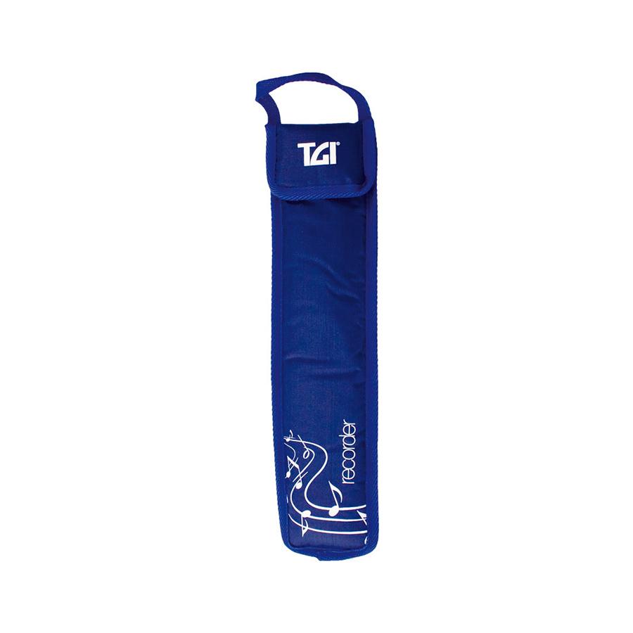 TGI TGRB Blue Recorder Bag