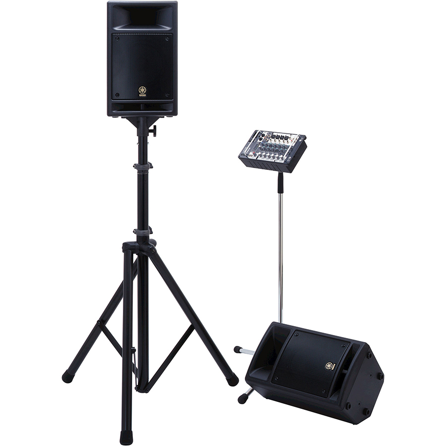 Yamaha Stagepass Top Hat Speaker Stand