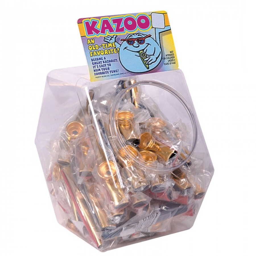 Trophy KM50 Metal Kazoo