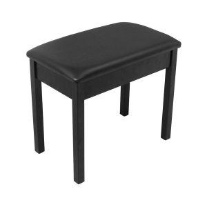 On Stage KB8802B Black Piano Stool