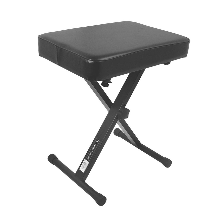 On Stage KT7800 3 Position Keyboard Stool