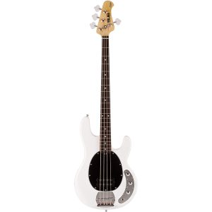 Musicman Sterling Stingray SUB 2BEQ White Bass Guitar