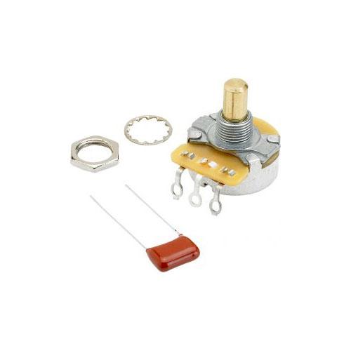 Fender Tone / Volume Control 250K, Solid Shaft Potentiometer