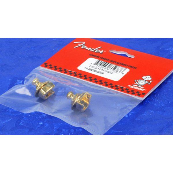 Fender  Gold Strap Lock System