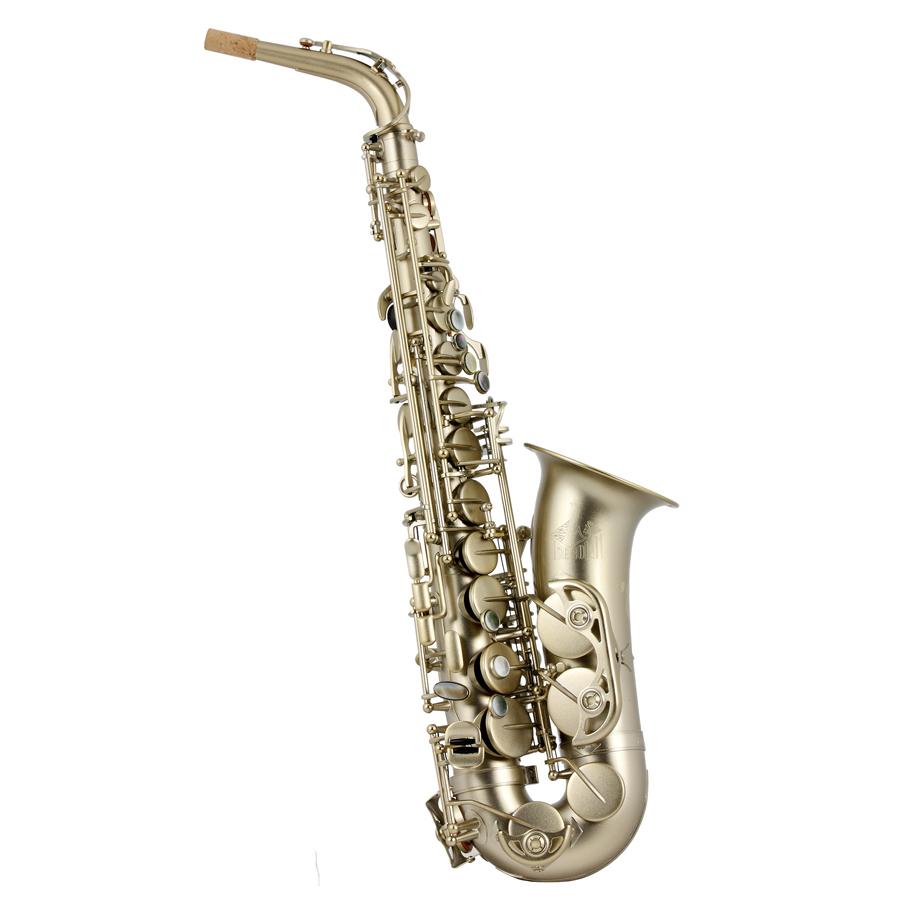 Trevor James Horn '88 Frosted Gold Alto Saxophone