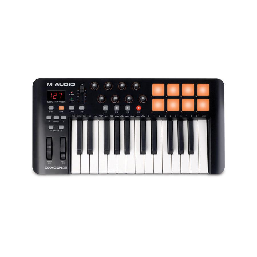 M-Audio Oxygen 25 Keys MIDI Controller