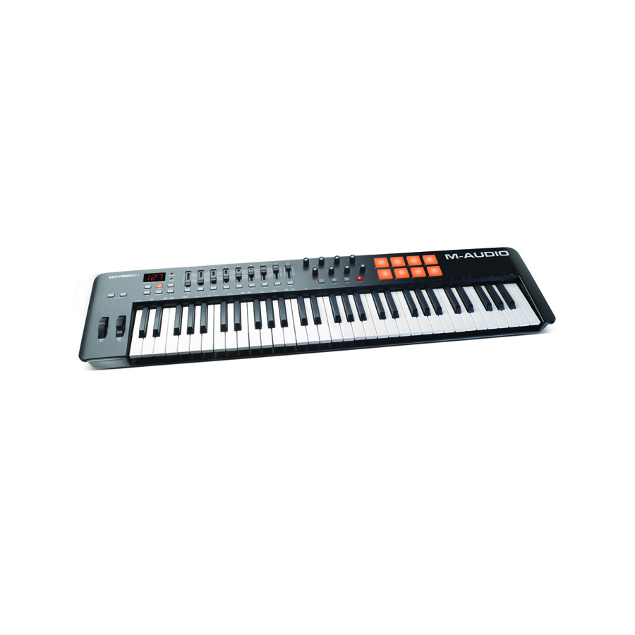 M-Audio Oxygen MIDI Controller 61 Keys Keyboard