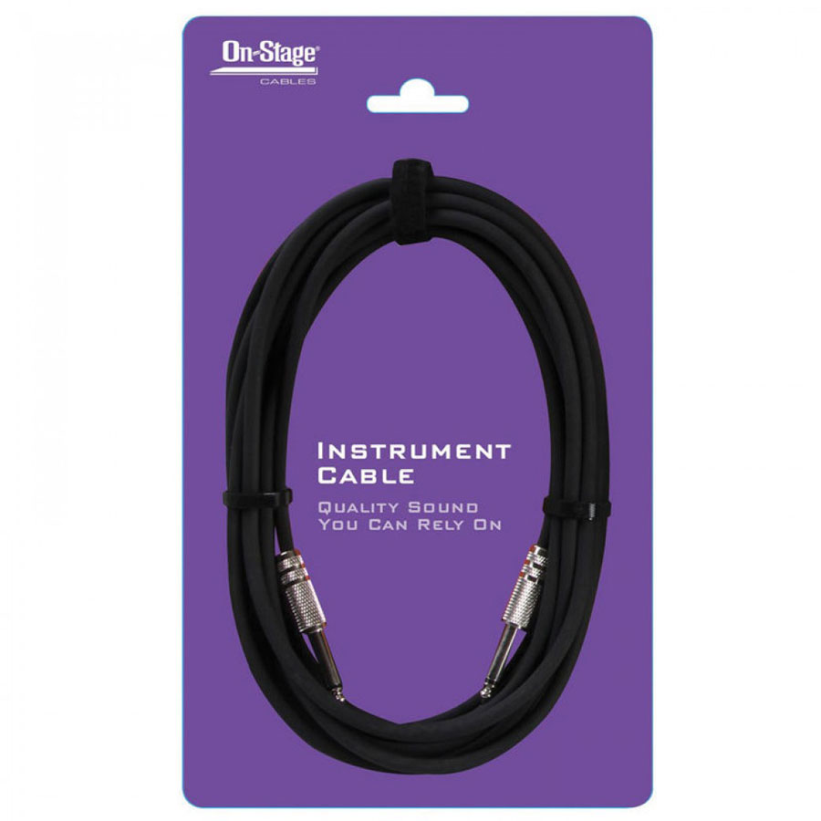 On Stage IC3 3' Instrument Cable