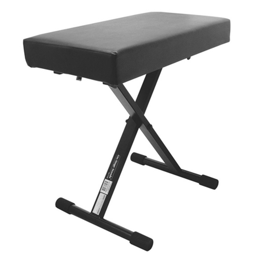 On Stage KT7800+ 3 Position Keyboard Stool