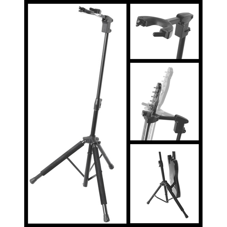 On Stage Pro-Grip | GS8200 Guitar Stand