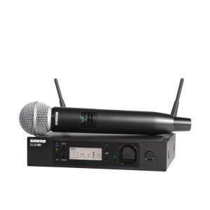 Shure GLXD24UK/SM58  Digital Radio Microphone System
