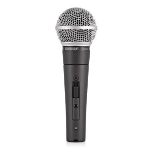 Shure SM58  Dynamic Switched Microphone