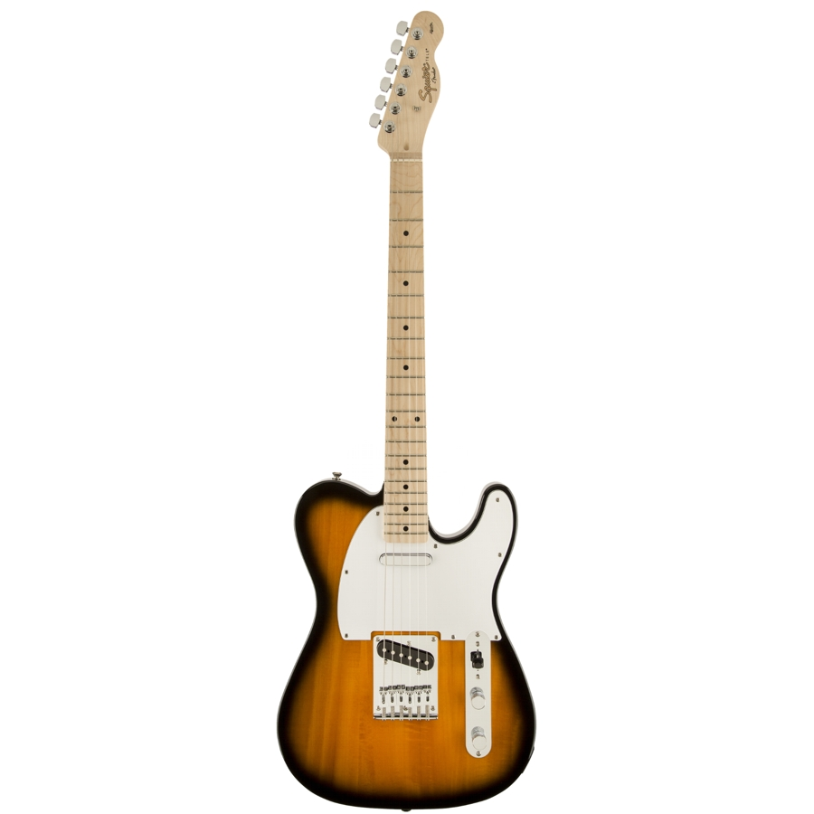 Squier Telecaster MN, 2 Tone, T/S Electric Guitar