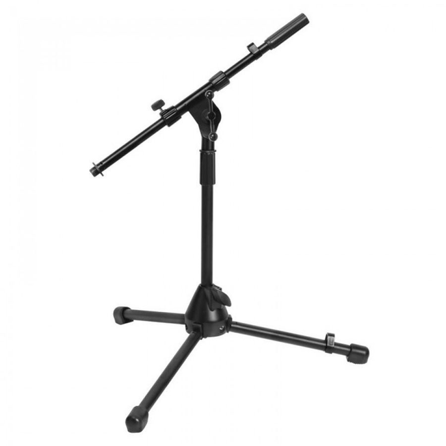 On Stage MS7411B Short Boom Microphone Stand