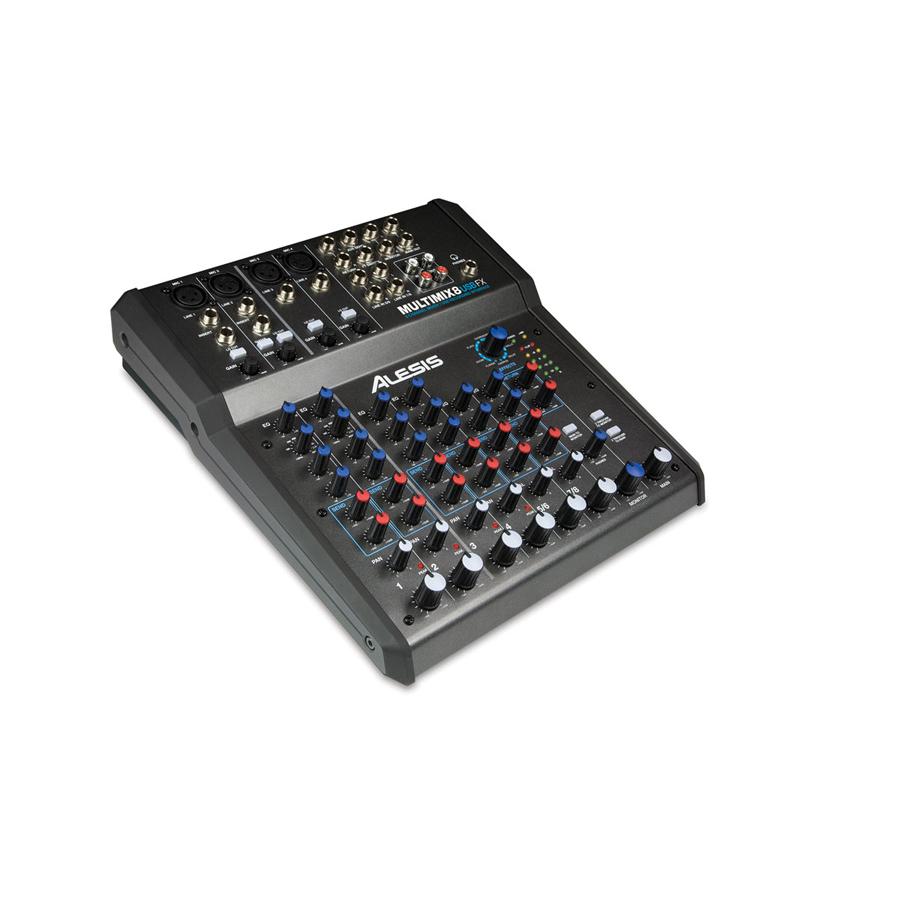 Alesis Multimix USB FX 8 Channel Mixer