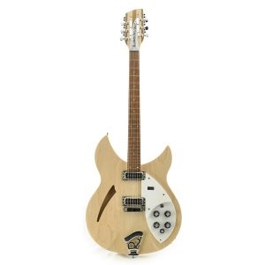 Rickenbacker 330/12 Maple Glow 12-String Electric Guitar