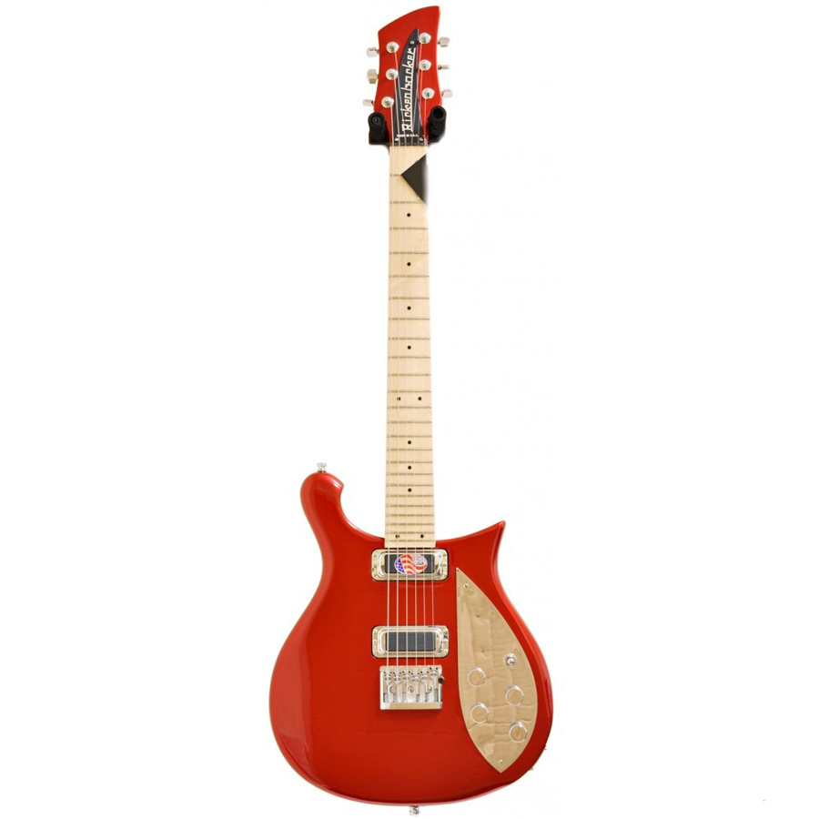 Reickenbacer 650C Ruby Guitar