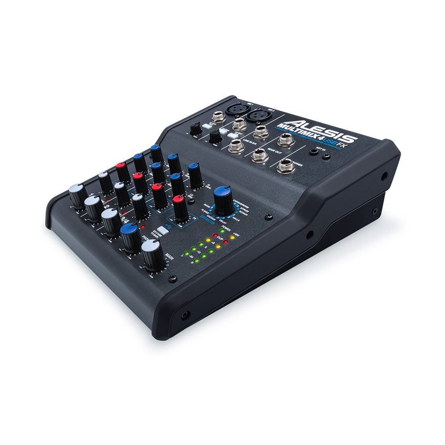 Alesis Multimix USB 4 Channel Mixer