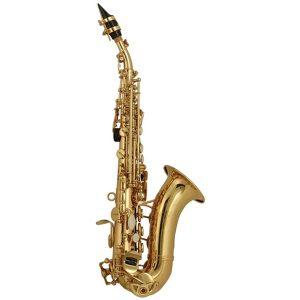 Elkhart Curved Body  Soprano Saxophone