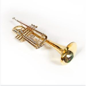 Elkhart  Bb, Lacquered Trumpet