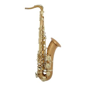 Elkhart  Bb, Gold Lacquer Tenor Saxophone