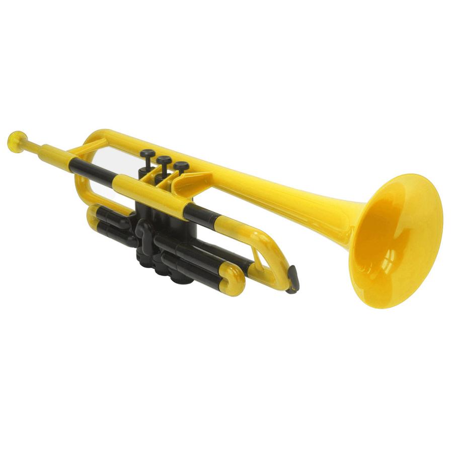 pTrumpet Yellow Trumpet