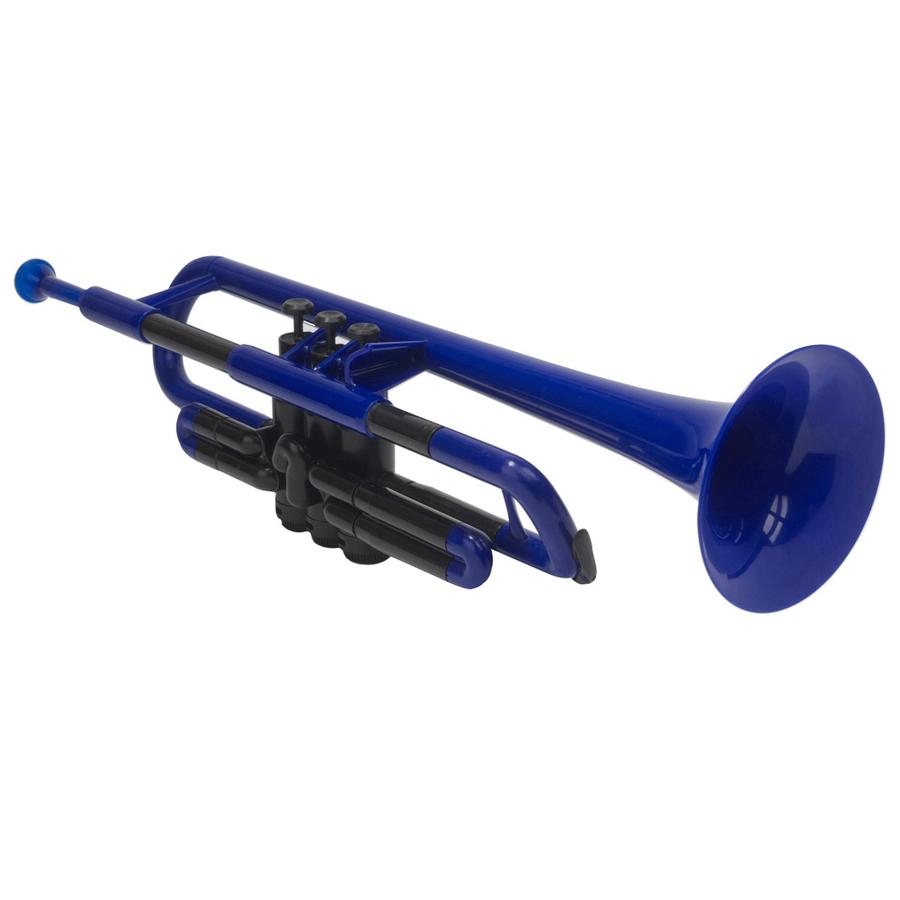 pTrumpet  Blue Trumpet
