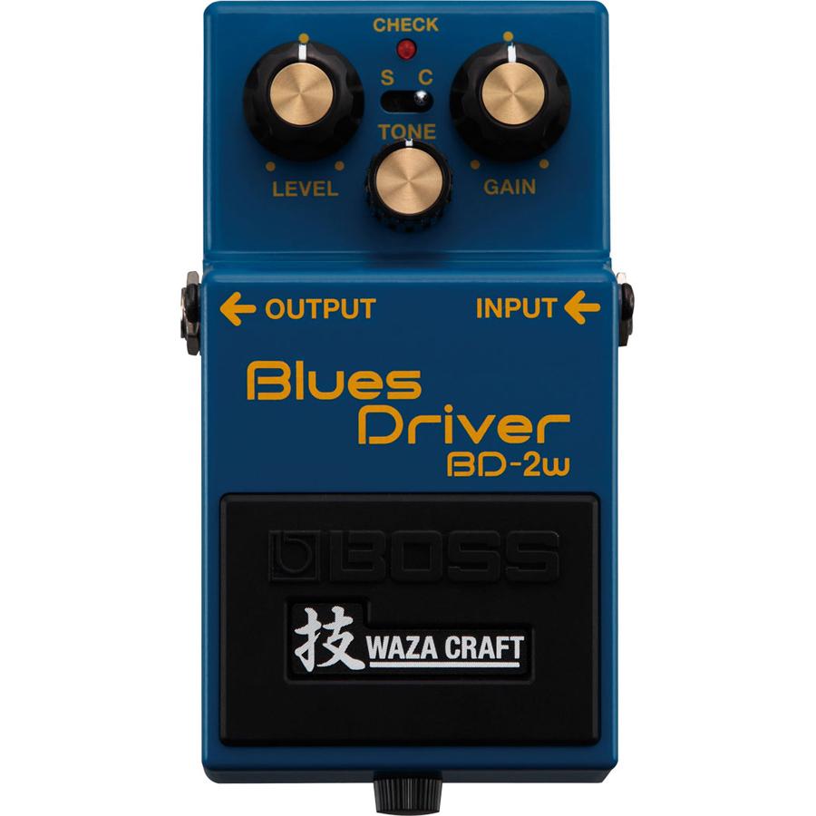 Boss BD2W Waza-Craft Blues Driver Pedal