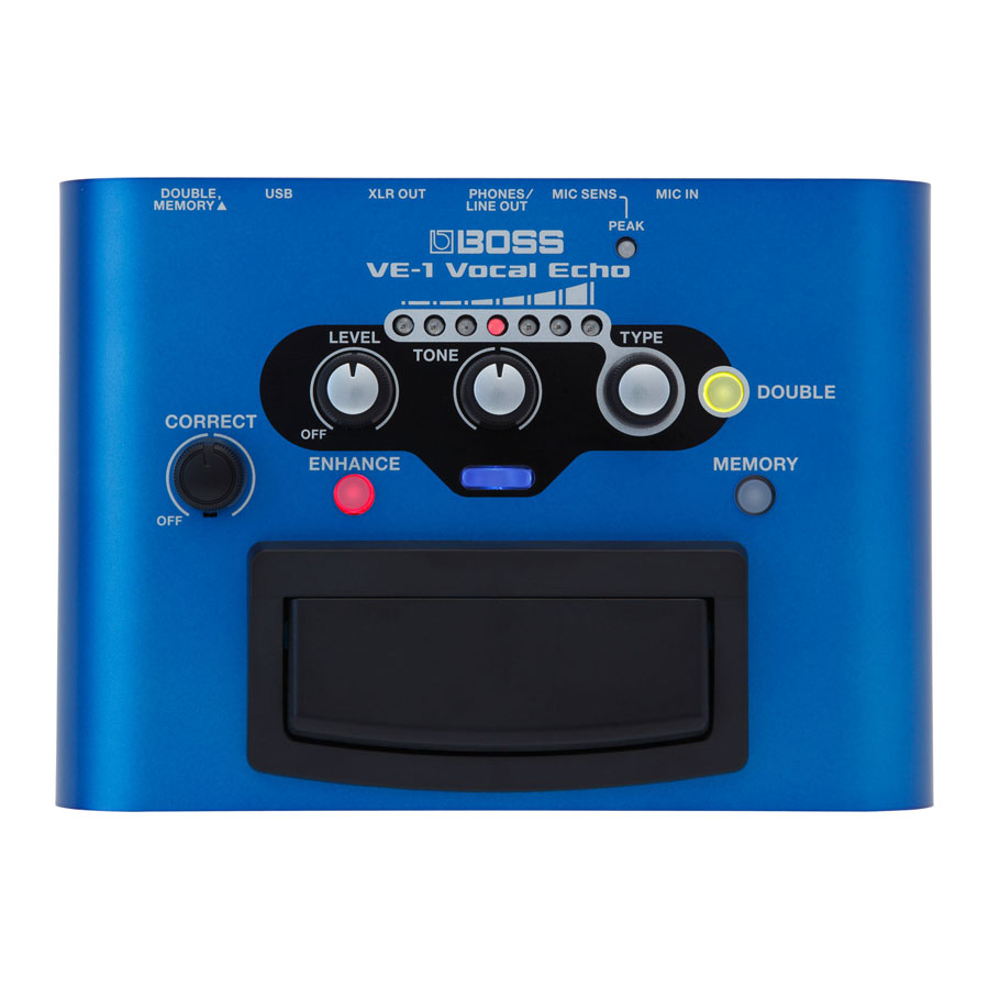 Boss VE1 Voice FX Pedal