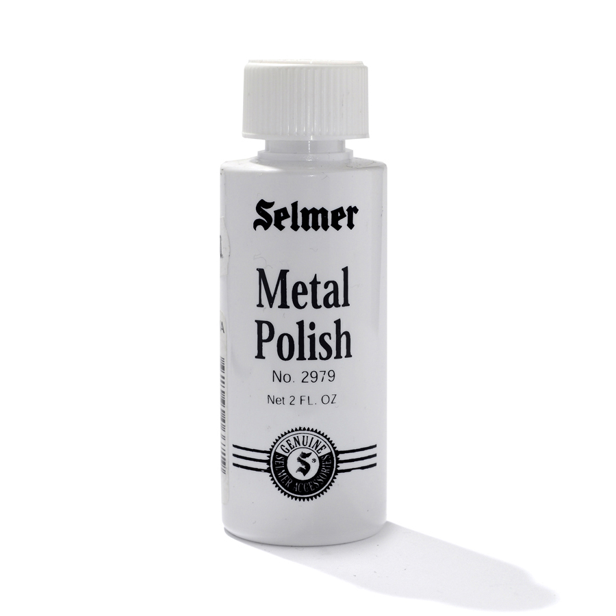 Selmer 2oz Metal Polish