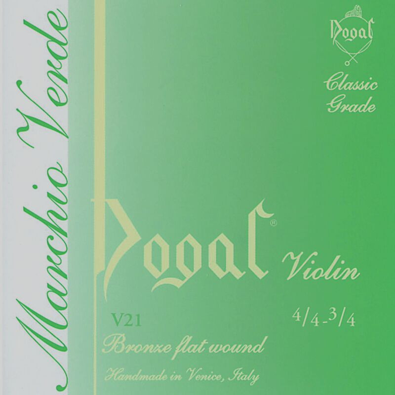 Dogal V21/G 1/8-1/16 Violin String Set