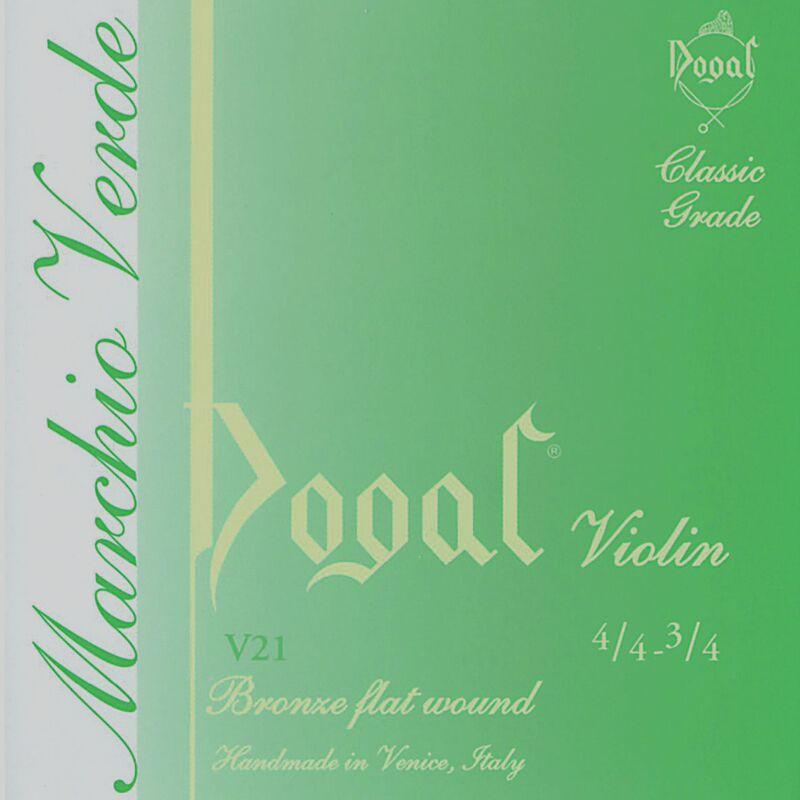 Dogal V21/G 1/8-1/16 Violin String Set
